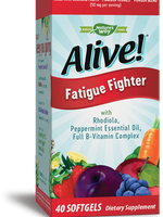 NATURE'S WAY ALIVE FATIGUE FIGHTER 40 SFG