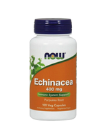 Now - Echinacea 400 Mg 100 Veg Capsules