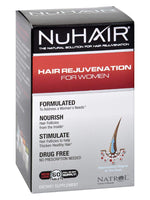 Natrol Hair Rejuvenation For Women 60 Tablets