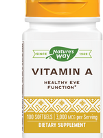 Nature's Way Vitamin A 100 SFG