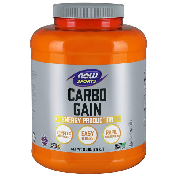 NOW Sports Nutrition, Carbo Gain (Maltodextrin), 8-Pound