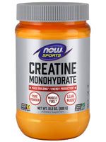 Now Sports Nutrition, Creatine Monohydrate Powder, 600 Gm