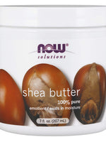 Now Solutions, Shea Butter, 100% Pure, 7 Oz