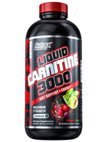 Nutrex Research Liquid Carnitine 3000, Cherry Lime