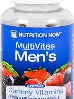 Nutrition Now Multivites Men'S  Gummy  Vitamins 70 Gummies