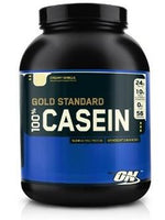 On 100% Casein 4Lb Creamy Vanilla