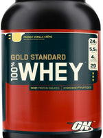 Optimum Nutrition 100% Whey Gold Standard 2Lb French Vanilla Creme
