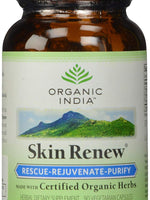Organic India Skin Renew 90 Veg Caps