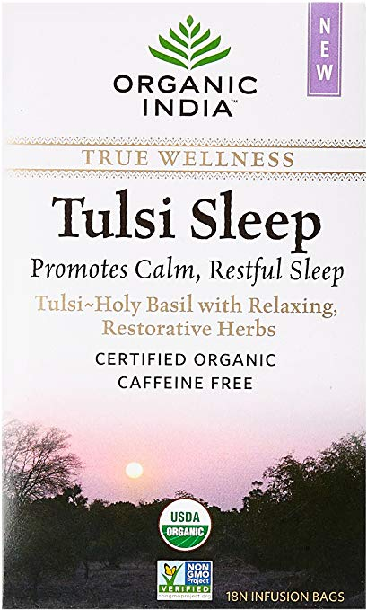 Organic India. Tulsi Sleep, 18 infusion Bags