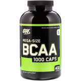 Optimum Nutrition, Bcaa 1000 Caps, 400 Capsules
