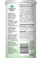 Organic India,  Wheatgrass Non Flavoured 30 Schts