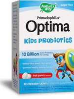 NATURE'S WAY OPTIMA KIDS IMMUNITY 10 BILLION 30 TABS