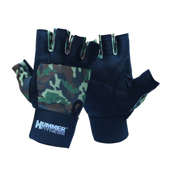 Power Magic 1984 Fitness Gloves With Wrist Wrap