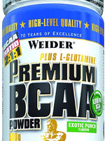 Premium Bcaa 50Svg 500Gm Exotic Punch