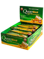 Quest Nutrition Quest Protein Bar - Peanut Butter Supreme - (12 Bars)