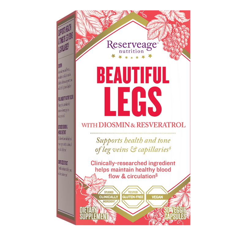 RESERVEAGE BEAUTIFUL LEGS 30CT