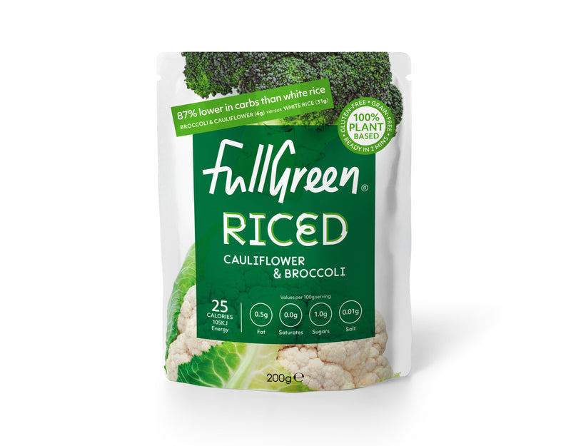 pack of 3, CauliRice with Broccoli (200gX3)