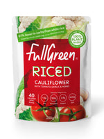 pack of 3, CauliRice Garlic Tomato & Herbs (200gX3)