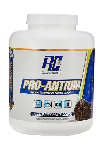 Ronnie Coleman Pro Antium Double Choco. Cookie, 5.6 Lbs