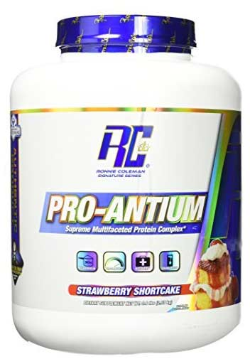 Ronnie Coleman Pro Antium - Strawberry Shortcake 5.6 Lbs