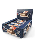 Sci-Mx Nutrition Pro 2Go Duo Bars Caramel And Vanilla Pack Of 12