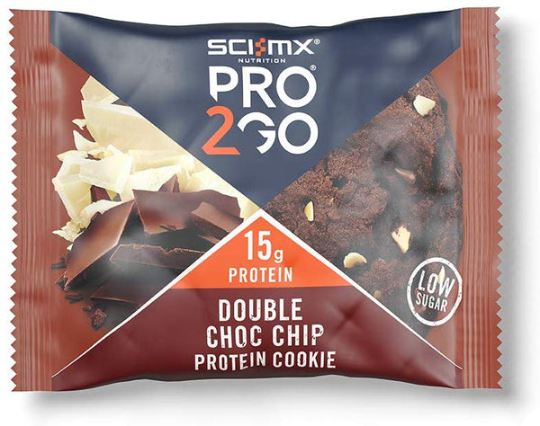 Sci-Mx Nutrition Pro 2Go, Duo Cookie, Double Cho Chip