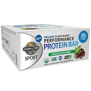Solgar Gol Sport Oraganic Bar75gm Chocolate Mint