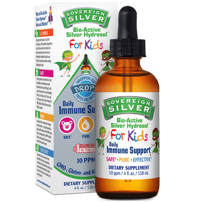 SOVEREIGN SILVER KIDS DROPPER 2 OZ