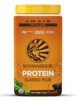 Sunwarrior Classic Plus Chocolate 750 Gm