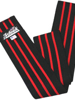 Schiek Sports Knee Wraps Black