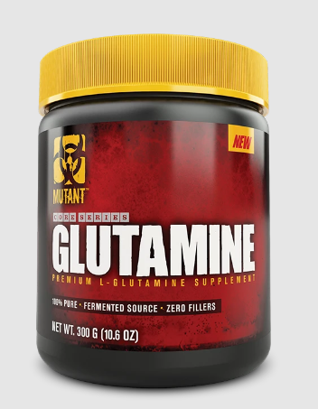 Mutant Glutamine 300Gm Unflavored