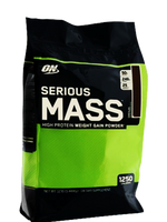 Optimum Nutrition Serious Mass 12Lb Strawberry Flavour