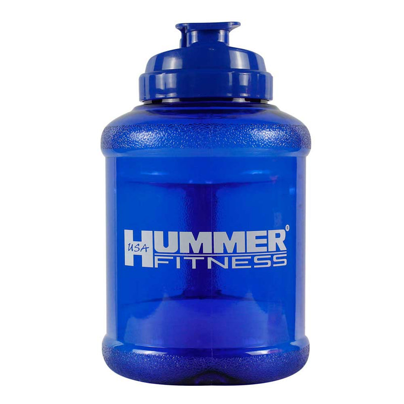 Hmr Usa Fitness Tritan Water Jug 2.6Ltr Blue