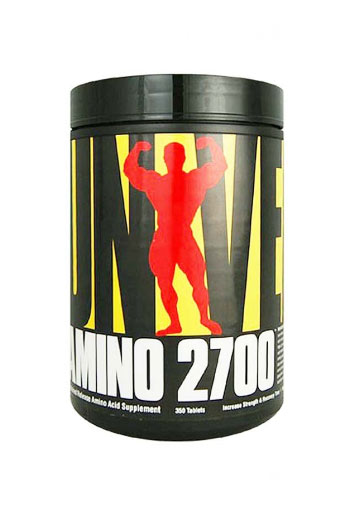 Universal Nutrition,  Amino 2700,  350 Tablets