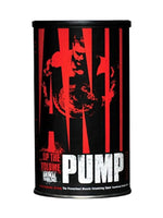 Universal Nutrition Animal Pump Pre-Workout Supplement - 30 Packets