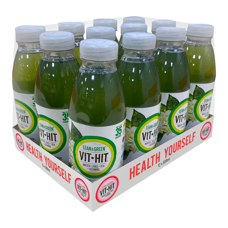 12 *  Vit.Hit Lean & Green - Vitamin C Drink