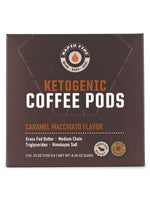 Windmill Rapid Fire Ketogenic Coffee Pods Caramel M 8.48 Oz