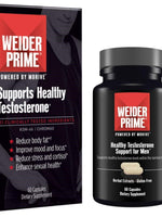 Weider Prime 60 Caps - Healthy Testosterone