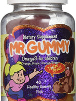 Windmill Children's Omega 3 Orange Grape 60 Gummies
