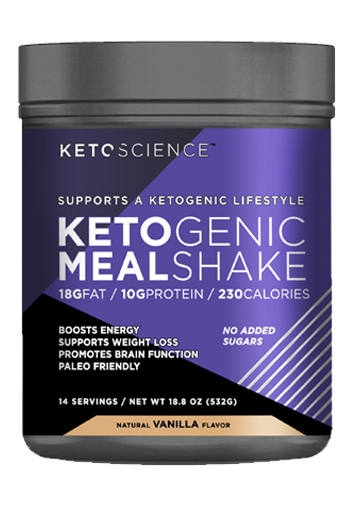Windmill Ketogenic Meal Shake 18.08 Oz Vanilla