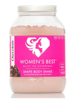 Women'S Best Shape Body Shake 1.2Kg Chocolate