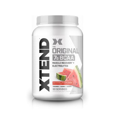 Scivation Xtend Bcaas -  Watermelon Explosion, 90 Servings