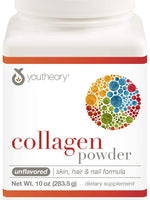 Youtheory Collagen Powder Unflav 10 OZ