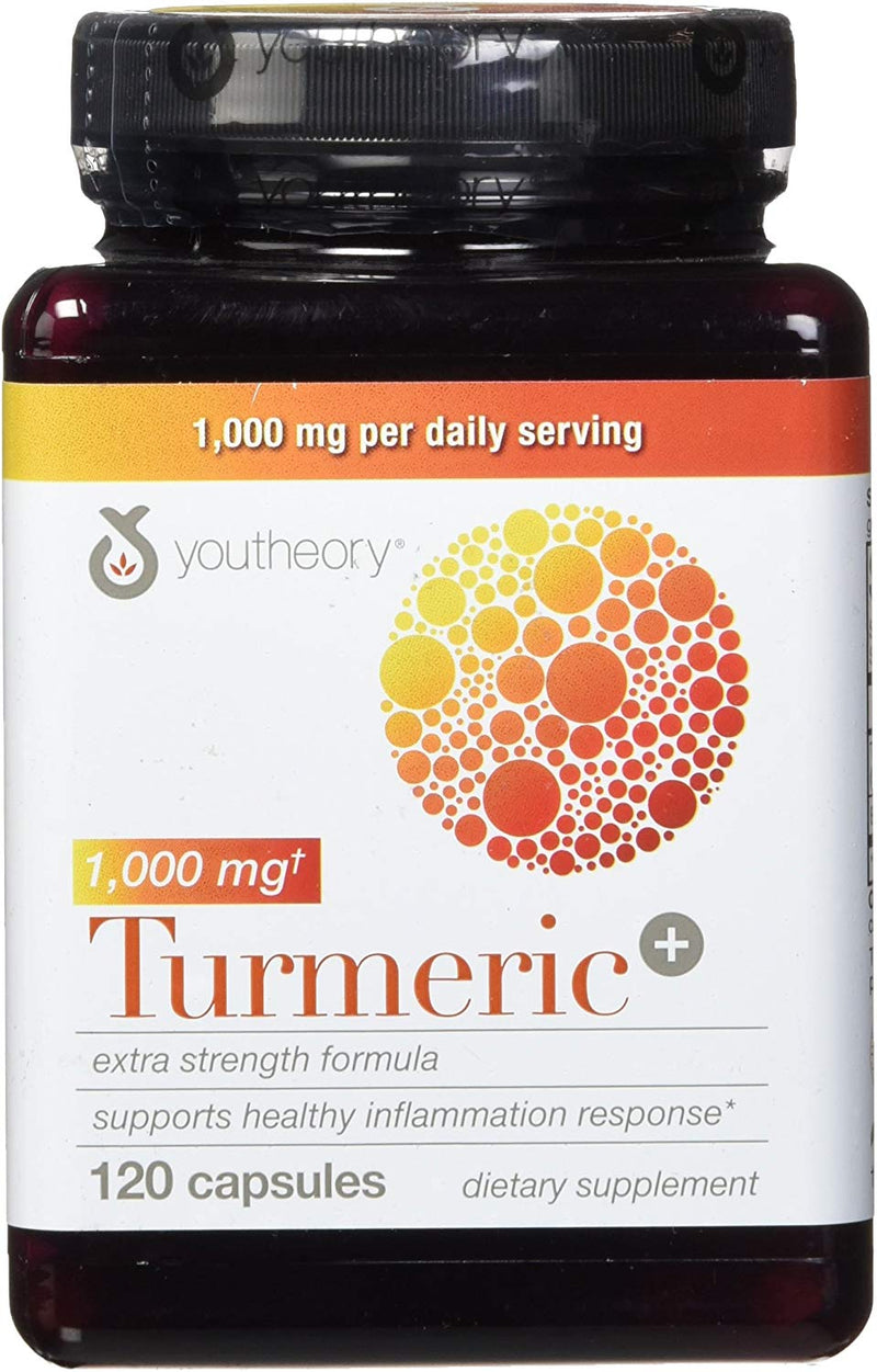 Youtheory Turmeric Extra Strength 60 CT