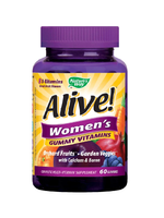 Nature's Way Alive Women's Gummy Vitamins, 60 Gummies