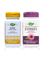 Immunity Booster Offer - Nature's Way Echinacea & Zinc
