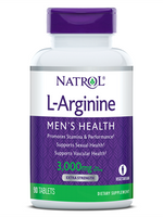 Natrol L-Arginine  3,000 mg , 90 Tablets