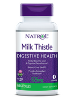 Natrol Milk Thistle 525 mg, 60 Capsules