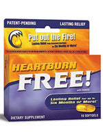 ENZYMATIC THERAPY - Heartburn Free with ROH10 - 10 SOFTGEL