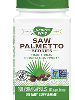 Nature's Way Saw Palmetto Berries 100 Caps